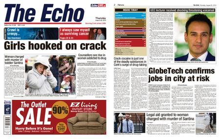 Evening Echo – August 22, 2019