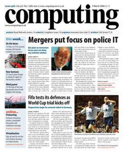 Computing UK March 09, 2006