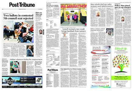 Post-Tribune – May 16, 2018