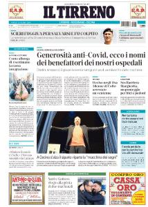 Il Tirreno Livorno - 16 Giugno 2020