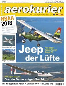 Aerokurier Germany - Dezember 2018