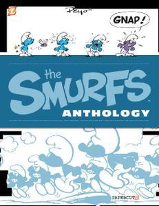 Papercutz-Smurfs Anthology Vol 01 2013 Hybrid Comic eBook