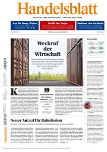 Handelsblatt - 28. Januar 2019