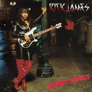 Rick James - Street Songs (1981) [2002, Remastered with Bonus Tracks]