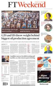Financial Times Middle East - April 11, 2020