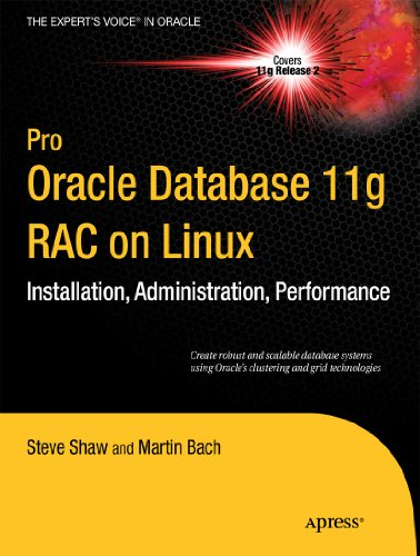 Pro Oracle Database 11g RAC on Linux (Repost)