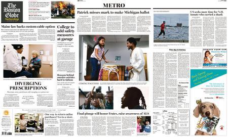 The Boston Globe – December 28, 2019