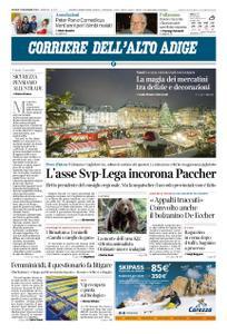 Corriere dell'Alto Adige – 22 novembre 2018