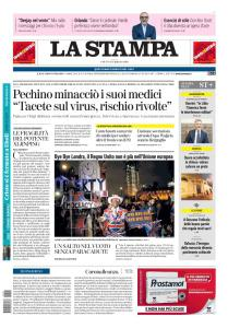 La Stampa Torino Provincia e Canavese - 1 Febbraio 2020