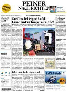 Peiner Nachrichten - 14. August 2018