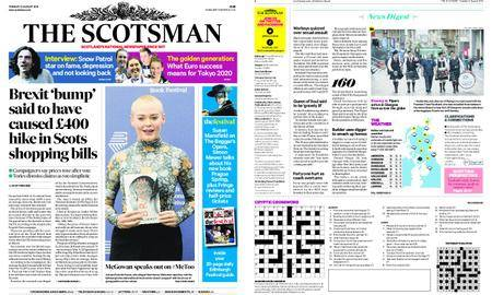 The Scotsman – August 14, 2018
