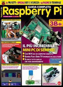 Linux Pro Speciale N.23 - Guida Completa Raspberry Pi 3B+ - Luglio-Agosto 2018