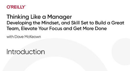 Thinking Like a Manager