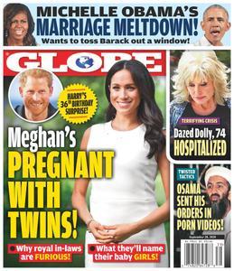 Globe – September 28, 2020