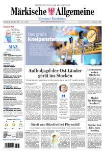 Märkische Allgemeine Zossener Rundschau - 18. September 2018