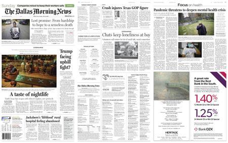 The Dallas Morning News – May 24, 2020