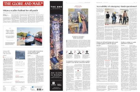 The Globe and Mail – March 20, 2020