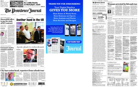 The Providence Journal – July 30, 2019