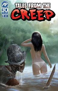 Antarctic Press-Tales From The Creep No 01 2015 Hybrid Comic eBook
