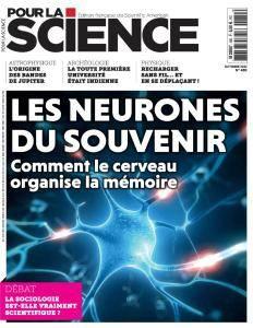 Pour la Science - Octobre 2017