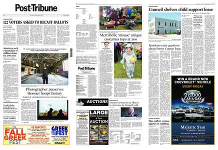 Post-Tribune – November 01, 2018