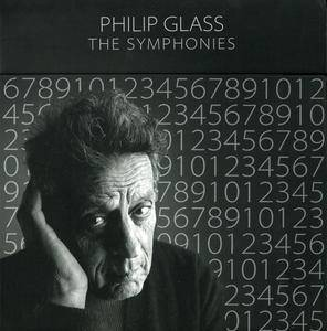 Dennis Russell Davies - Philip Glass: Symphonies Nos. 1-10 (2016) 11 CD Box Set