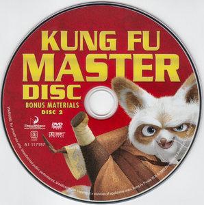 Kungfu Panda Bonus Disc