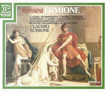 Claudio Scimone, Orchestre Philharmonique de Monte-Carlo - Rossini: Ermione (1988)