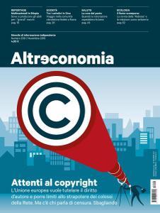 Alterconomia N.209 - Novembre 2018