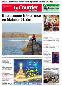 Le Courrier de l'Ouest Cholet – 24 décembre 2019