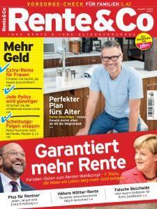 Rente & Co - Nr.2 2017