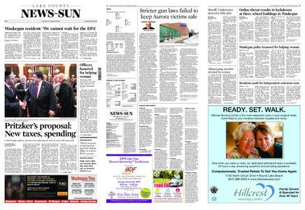 Lake County News-Sun – February 21, 2019