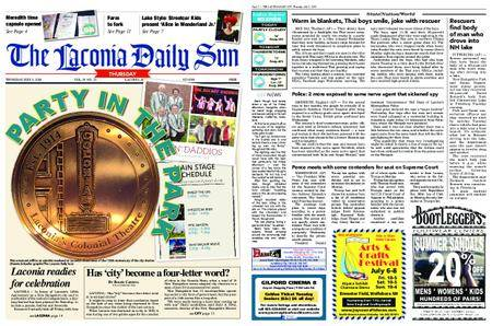 The Laconia Daily Sun – July 05, 2018