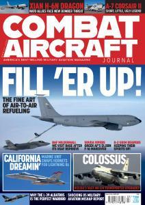 Combat Aircraft - March 2021