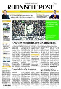 Rheinische Post – 28. Februar 2020