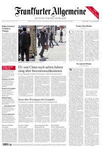 Frankfurter Allgemeine Zeitung - 30 Dezember 2020