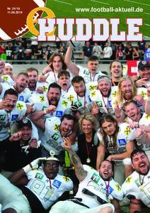 eHUDDLE – 11. Juni 2019