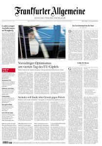 Frankfurter Allgemeine Zeitung - 21 Juli 2020