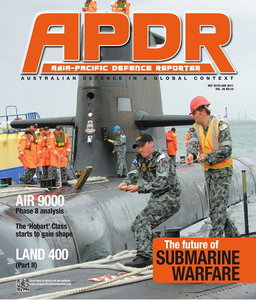 Asia-Pacific Defence Reporter Magazine January 2011
