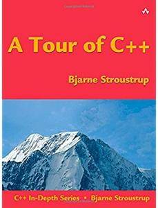 A Tour of C++ [Repost]