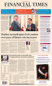 Financial Times Europe – 10 January 2019