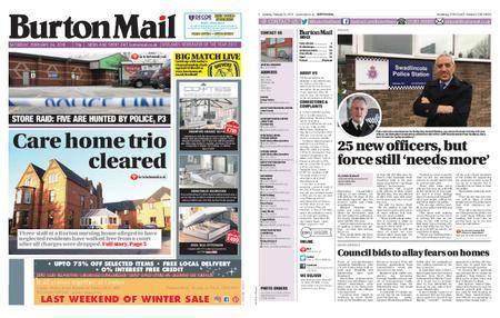 Burton Mail – February 24, 2018