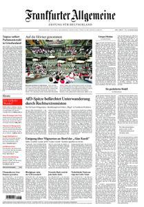 Frankfurter Allgemeine Zeitung F.A.Z. - 08. Juli 2019