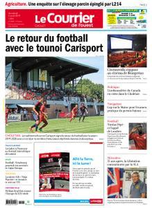 Le Courrier de l'Ouest Cholet – 02 août 2019