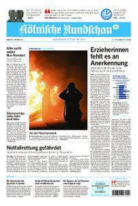 Kölnische Rundschau Wipperfürth/Lindlar – 26. Oktober 2019