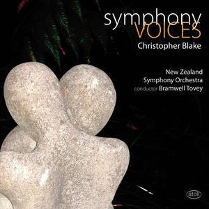New Zealand Symphony Orchestra & Bramwell Tovey - Christopher Blake: Symphony - Voices (Live) (2019)