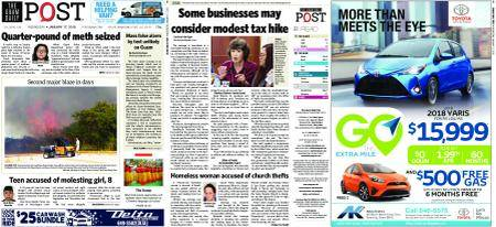 The Guam Daily Post – January 17, 2018