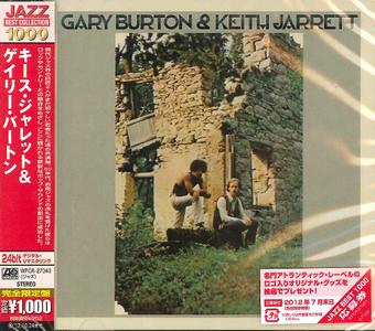 Gary Burton & Keith Jarrett - Gary Burton & Keith Jarrett (1970) {2012 Japan Jazz Best Collection 1000 Series WPCR-27043}