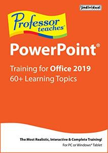 Individual Software Professor Teaches PowerPoint 2019 v1.0