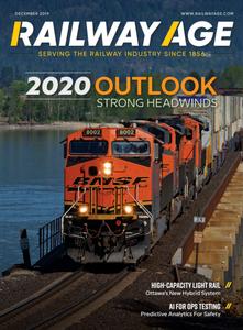 Railway Age - December 2019